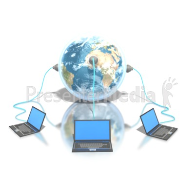 Tapped World  Presentation clipart