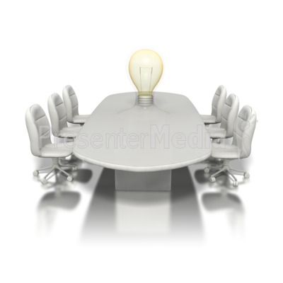 clip art light bulb idea. Conference Idea PowerPoint Clip Art