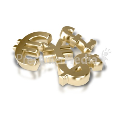 dollar signs clipart. pile of gold dollar sign,