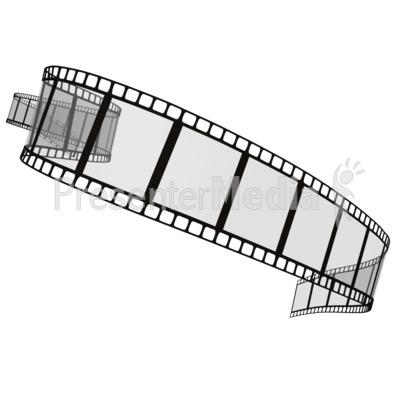 film clipart. Film Strip PowerPoint Clip Art