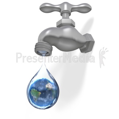 Faucet Drip Earth - Wildlife and Nature - Great Clipart for ...