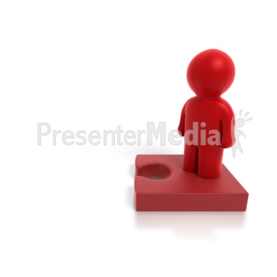 People Puzzle 2b Presentation clipart