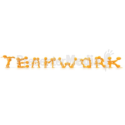 Gallery For > Stick Figure Teamwork  Teamwork Spellen