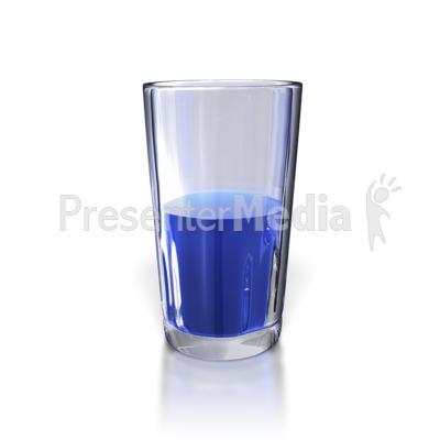 Clip Art Glass Half Empty