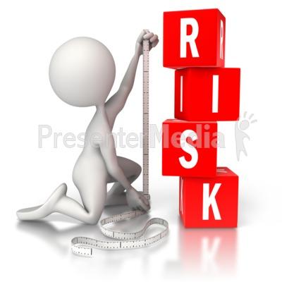 Risk Measurement Presentation clipart