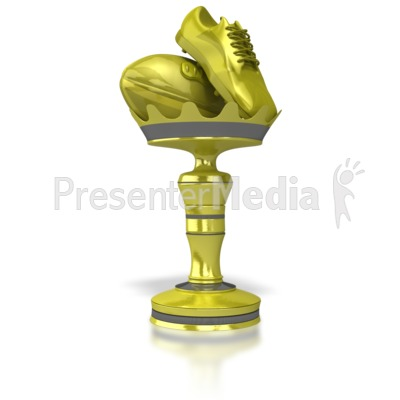 Rugby Trophy Presentation clipart