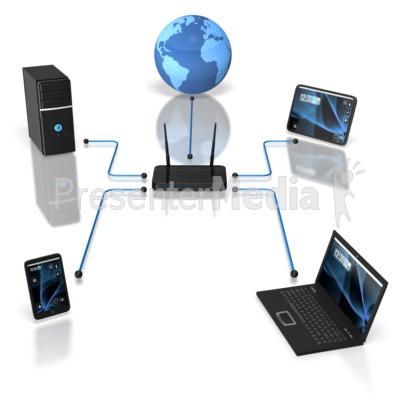 Router Clip Art Powerpoint