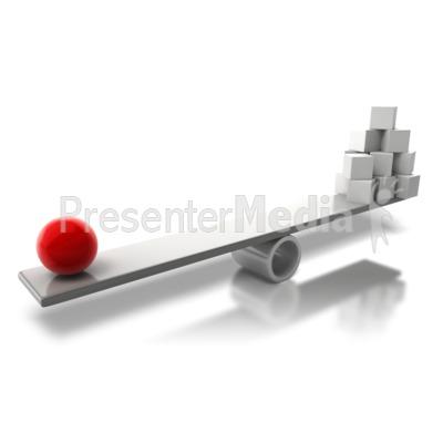 Balance Of Power Presentation clipart