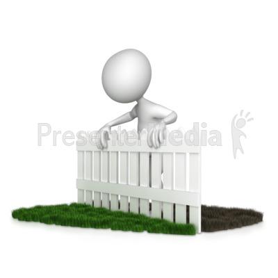Grass Is Always Greener Presentation clipart
