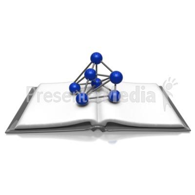 Science Book Presentation clipart