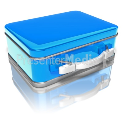 Lunch Box Presentation clipart