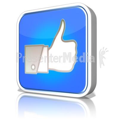 Like App Presentation clipart
