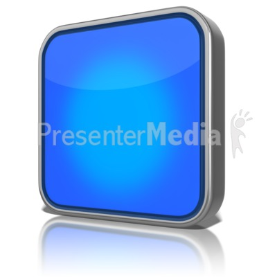 Blank App Presentation clipart