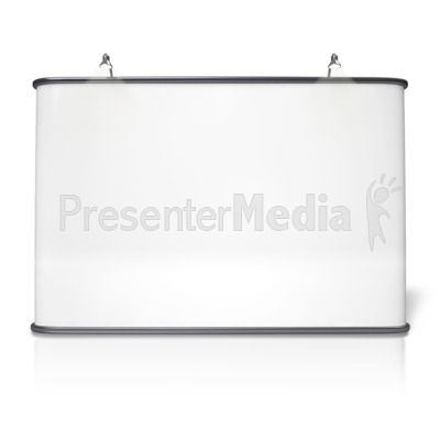 Advertising Booth Design Four Presentation clipart