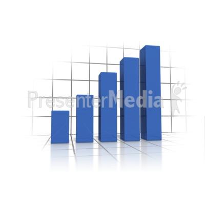 Graph On Grid Presentation clipart