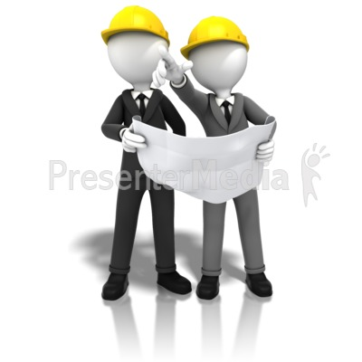 Construction Figure Point Presentation clipart