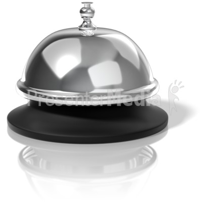Call Bell Presentation clipart