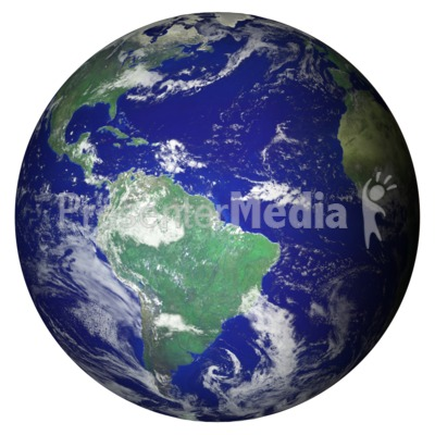 Earth Presentation clipart