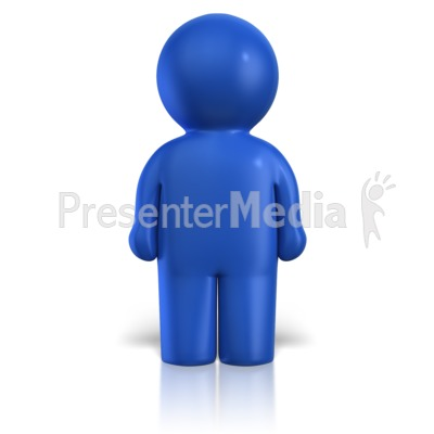 Icon Peg Pawn Figure Presentation clipart