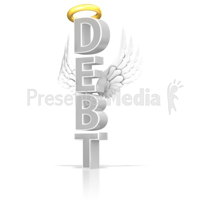 Good Debt Presentation clipart