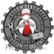 Maintenance Figure Custom Gear Ring Presentation Clipart