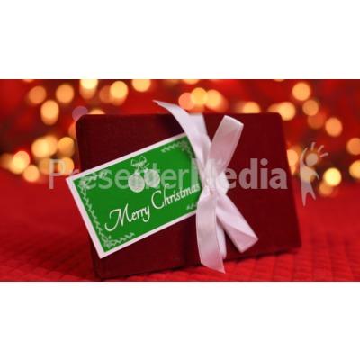 Red Velvet Gift Custom Presentation clipart