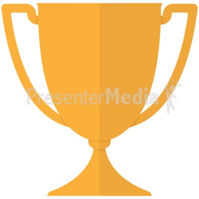 Trophy Presentation clipart