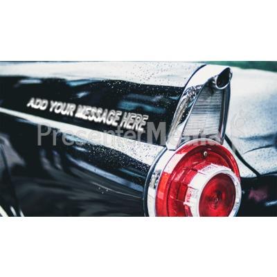 Auto Branding Presentation clipart