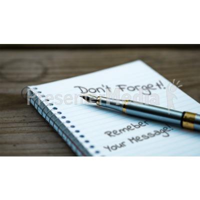 Pen Notebook Presentation clipart