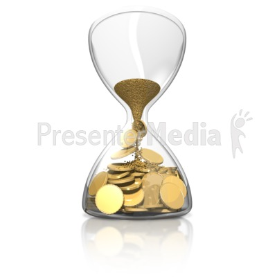 Time Is Money Presentation clipart