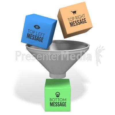 Funnel Combine Presentation clipart
