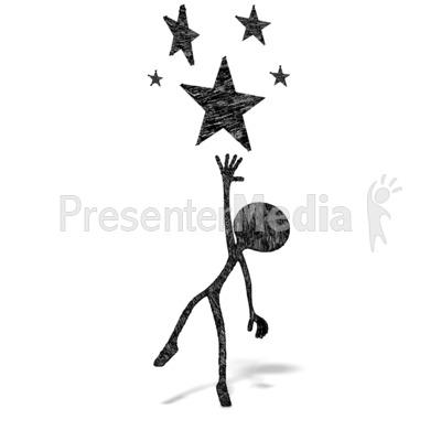 Reach Of The Stars Presentation clipart