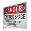 Danger Sign Presentation Clipart