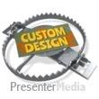 Beartrap Custom Presentation Clipart