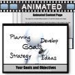 ID# 4697 - Your Goals And Objectives - PowerPoint Template