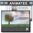 ID# 4961 - Organic Growth - PowerPoint Template
