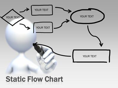 Flow Chart Words Flow Chart Tool Kit Powerpoint