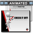 ID# 6037 - Check It Off - PowerPoint Template
