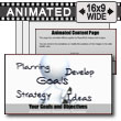 ID# 7483 - Your Goals And Objectives - PowerPoint Template