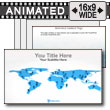 ID# 7531 - Global Popup - PowerPoint Template