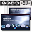ID# 7597 - Liquid Light - PowerPoint Template