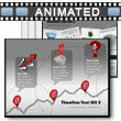 ID# 8246 - Timeline Tool Kit 2 - PowerPoint Template