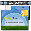 Spring Time PowerPoint Template