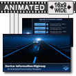 Devices Highway PowerPoint Template