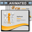 Applause Please PowerPoint Template
