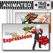 Create Your Expressions PowerPoint Template