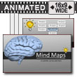 Mind Maps Tool Kit PowerPoint Template