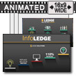 Info Ledge PowerPoint Template