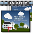 Real Estate Template PowerPoint Template