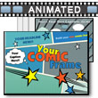 Your Comic Frame PowerPoint Template